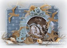 Jenine's Card Ideas: Spotlight Dutch Doobadoo - Card Art Camera
