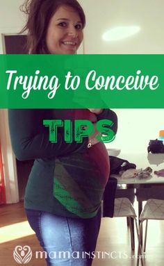 Trying to conceive tips Getting pregnant is not always easy but these tips might help! The post Trying to conceive tips & Best of Mama instincts appeared first on Get . Get Pregnant Fast, Trying To Get Pregnant, Pregnant Mom, Getting Pregnant Tips, Conceiving, Trying To Conceive, After Baby, First Time Moms, Pregnancy
