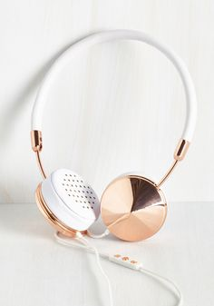 Office & Books - You Heard the Glam Headphones in Rose Gold