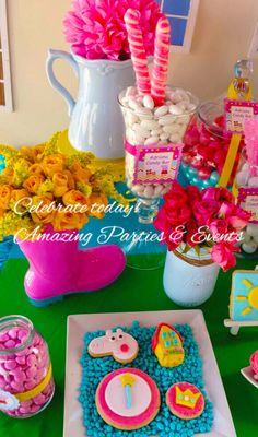 Events, Parties, Weddings, Sweet Tables, Decorations and More By  https://www.facebook.com/amazingpartiesevents