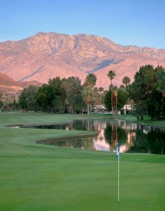 Hit the greens first thing in the morning to help beat the heat and enjoy low fees this summer at Welk Resorts Palm Springs.