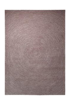 Colour in Motion  vloerkleed 200cm x 300cm bruin - Esprit