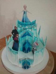 "Torta Frozen (4""-5""-7,5"")"