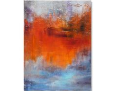 abstract art orange - Google Search
