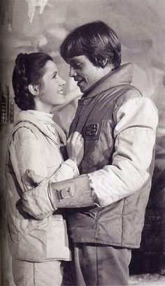 1000+ images about Luke and Leia on Pinterest   Mark Hamill ...