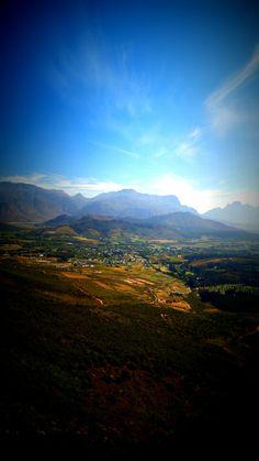 Franschoek, Western Cape, South Africa
