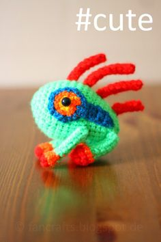 2000 Free Amigurumi Patterns: Reptiles