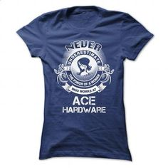 ACE HARDWARE #tee #shirt. ORDER HERE => https://www.sunfrog.com/LifeStyle/ACE-HARDWARE-105816059-Ladies.html?id=60505