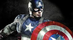 The most thrilling scenes in the movie Captain America: The First Avenger are the ones where Chris Evans goes on his motor cycle rides. Description from distressedjackets.com. I searched for this on bing.com/images