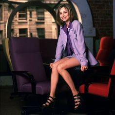 Who remembers the TV show Ally McBeal?  Loved it!