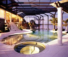 Residential Swimming Pool Builders | Sarasota Residential Pool Construction