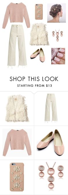 """""""Untitled #53"""" by inastefanuta ❤ liked on Polyvore featuring Hollister Co., Rachel Comey, Max&Co. and MICHAEL Michael Kors"""