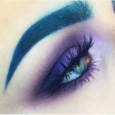 What dreamy eyes by using Frostine eyeshadow on the inner corner for that perfect pop of lavender! by sugarpill Rave Makeup, Glam Makeup, Makeup Inspo, Makeup Art, Makeup Inspiration, Beauty Makeup, Makeup Eyes, Edit Makeup, Sugarpill Cosmetics