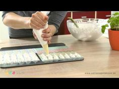 New Pusinky Adriana Polakova Meringue, The Creator, Sugar, Make It Yourself, Ethnic Recipes, Stamp, Youtube, Bakken, Merengue