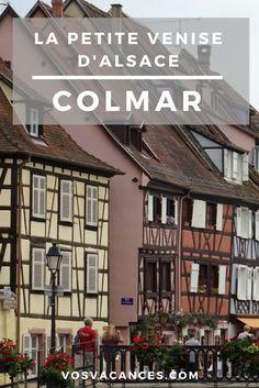 Bienvenue à #Colmar, notamment dans le quartier de la petite Venise d'Alsace. Ville pittoresque, Colmar est l'une des plus belles villes du Nord-Est de la France.