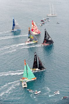 Volvo Ocean Race 2011-12.