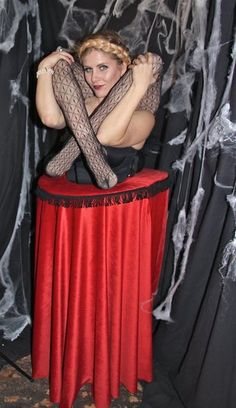 Freaky Contortionist Costume With False Legs (with Pictures)