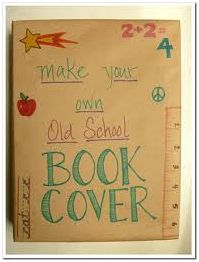 Hand Made Paper Book Cover