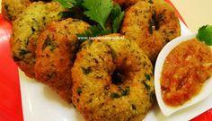 Surinaams eten – Bara (Hindoestaanse peulvruchtensnack)