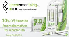 GreenSmartLiving.com is giving 10% discount on Sitewide for smart alternatives for a better life, Use the GreenSmartLiving Coupon Code at the time of check out to avail the discount.