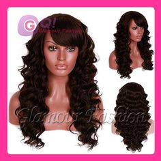 Find More Wigs Information about GQ Brazilian wave human hair lace front wigs with baby hair & virgin full lace wigs with bangs for black women bleached knots,High Quality wig buyer,China wig hair Suppliers, Cheap wig caps for lace wigs from Glamour Fashion Hair CO.,LTD on Aliexpress.com