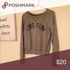 🎉🎉 PINK Victorias Secret Sweater🎉🎉 🎉🎉Love this! Autumn is approaching at full speed this year, and this sweater is just the thing you will need! Its stylish, comfortable and trendy! Great paired with almost anything! *Ships in less than 24 hours*🎉🎉 PINK Victoria's Secret Tops Sweatshirts & Hoodies