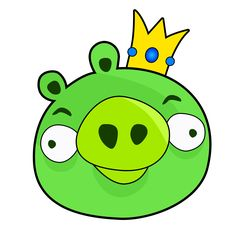 angry birds piggies | Angry Birds Piggy