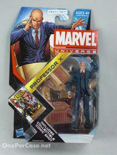 marvel universe action figures   Marvel Universe - Professor X #022 (Wave 21)