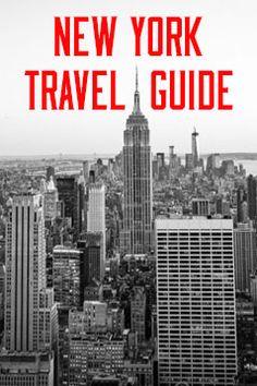 Reisetipps New York - Alles was du vor einer Reise wissen musst: Flüge buchen, Unterkunft, Geld sparen mit New York Pässen, ....
