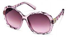 Amazing Blush Sunglasses from Swarovski---wow! just my style Stylish Sunglasses, Mirrored Sunglasses, Sunglasses Box, Sunglasses Accessories, Kenzo, Swarovski Sunglasses, Cheap Gucci, Blush, Cheap Fashion