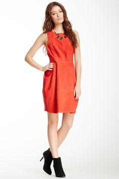 Varine Suede Dress by Joie on @nordstrom_rack