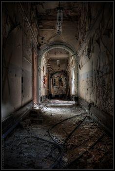 Abandoned Asylum by evilmokey83