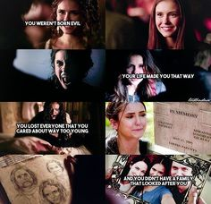 Elena Gilbert and Katerina Petrova