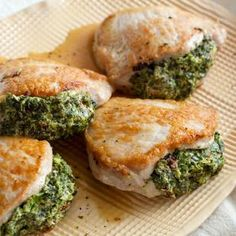 Embrace the flavor sensation. Pork Chops Stuffed with Sun-Dried Tomatoes and Spinach.