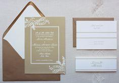 Vintage+Rustic+Wedding+Invitations++Sprig+Frame+by+papela+on+Etsy,+$100.00