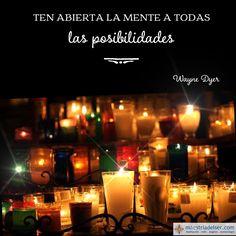 #mente #menteabierta #todaslasposibilidades #posibilidades #waynedyer #maestriadelser #sabiduría #conciencia