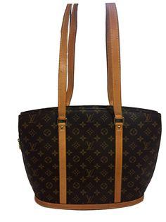 a8be647e637e SOLD - Louis Vuitton Monogram Babylone GM Bag. Fabulous