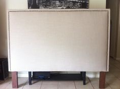 Custom headboard, $225.00 almost exactly what I want