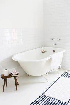 Daphne Javitch Bathroom from Rip and Tan, Photo by Sarah Elliott