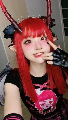 Beautiful Japanese Girl, Zero Two, Darling In The Franxx, Cute Wallpapers, Pretty People, Kawaii, Punk, Fan Art, Asian