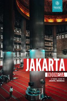 Jakarta Travel Guide: A Detailed Visitor's Guide to Indonesia's Capital #jakarta #indonesia #indonesiatravel #jakartaguide #indonesianfood