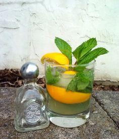Tequila Mojito #CasaNoble