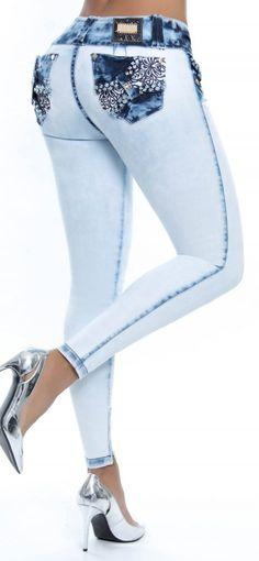 Jeans levanta cola ENE2 93304