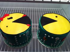 Pac Man Cakes by Kelsey Elizabeth Cakes Pac Man Cake, Pastry Art, Cupcake Cookies, Young Man, Art Decor, Groom, Cakes, Kitchens, Grooms
