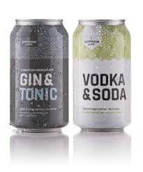 vodka canned drinks - Google Search Vodka Tonic, Tall Boys, Gin, Soda, Google Search, Drinks, Drinking, Beverage, Beverages