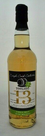 Teeling Irish Whiskey der Single Cask Collection