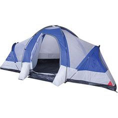 """3-room Grand 18"""" Dome Tent"""