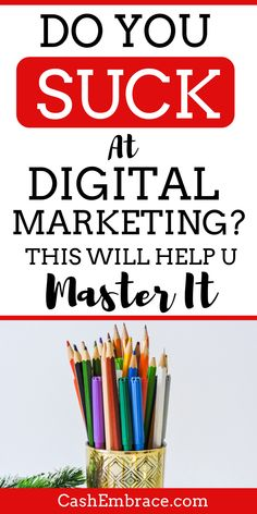 Digital marketing career tips and ideas: if you still suck and digital marketing, there is a solution to your problem. Find out how to bring your online business to the next level and make money online in the process. It's all about a chance to make money Digital Marketing Strategy, Digital Marketing Trends, Marketing Plan, Marketing Tools, Content Marketing, Affiliate Marketing, Online Marketing, Media Marketing, Marketing Strategies