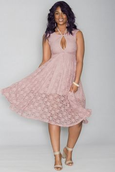 Summer Style: 20 Must Have Plus Size Dresses For Easy Summer Style! http://thecurvyfashionista.com/2016/07/plus-size-dresses-summer/