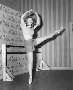 "vera-ellen: "" Vera-Ellen in the 1940s. """